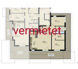 3,5-Zimmer-Penthouse-Wohnung (#PA9)
