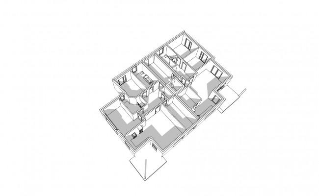 Haus B.3 Übersicht_EG_Perspektive