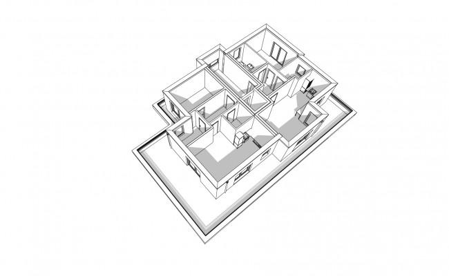 Haus B.11 Übersicht_SG_Perspektive
